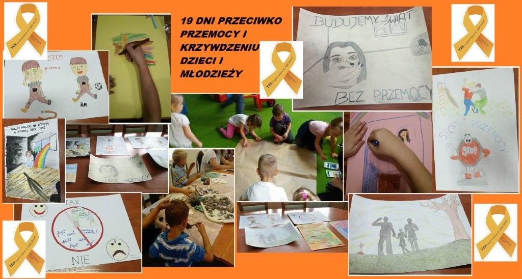 """Kampania """"19 dni przeciwko przemocy"""""""