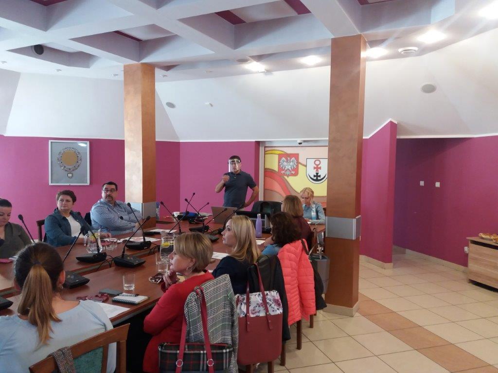 Odbyło się szkolenie zorganizowane przez PCPR w Lubinie